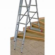 Krause Corda 3x11 - трираменна алуминиева стълба krause corda 3x11 цена