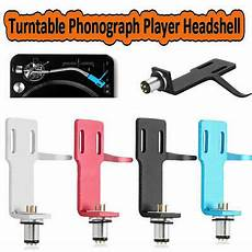 4pcs 50mm Record Payer Phono Bracket by Turntable Phonograph Player Headshell Bracket High End