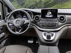 Mercedes V Klasse 2019 Bilder Daten Motoren Adac