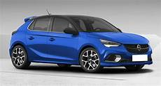 opel corsa f all new opel corsa gets dressed in gsi suit tries on an