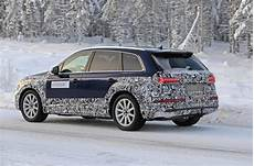 audi q7 facelift audi q7 2019 facelift to bring new tech and greater