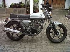 Thunder Modif by Suzuki Thunder Modifikasi Cb Thecitycyclist