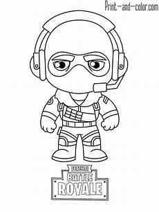Malvorlagen Fortnite Creator Fortnite Coloring Pages Print And Color