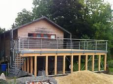 Carport Mit Dachterrasse In 214 Hningen Werner Ettwein Gmbh