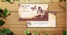 Undangan Pernikahan Simple Mazaya Mz 013 Kumpulan Tutorial