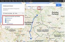 Maps Route Erstellen Speichern So Geht S