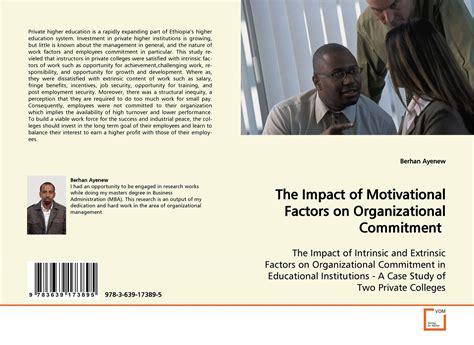 Organizational Results