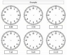 telling time worksheets blank clock faces 2933 telling time worksheets blank clock faces worksheets for all and worksheets