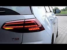 Golf 7 With Highline Dynamic Turn Signal Dynamischer