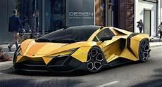 The Lamborghini Forsennato Would Be A Proper Raging Bull