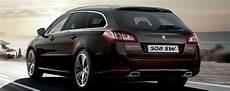 New Peugeot 508 Sw Gt Line East Simon Bailes