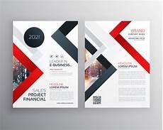 modern business brochure flyer template design