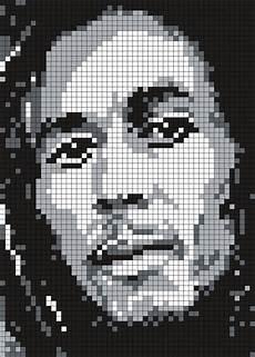 pixel schwarz weiß 169 best personnage point de croix images on