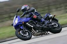 Ride 2007 Yamaha Fz6 Fazer S2 Visordown
