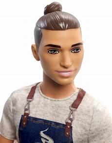 Ken Barista Puppe