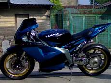 Jupiter Modifikasi by Fresh Motor Modification Modifikasi Jupiter Z Mv Agusta Style