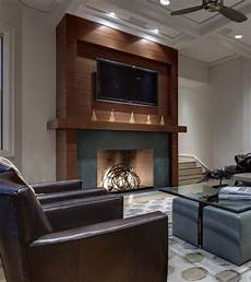 Ideas Next To Fireplace by Built In Bars Next To Fireplaces Ideas For Contemporary
