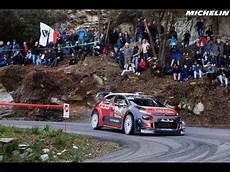Tour De Corse Wrc 2018 Leg 2 Top Moments 2018 Wrc Tour De Corse Michelin