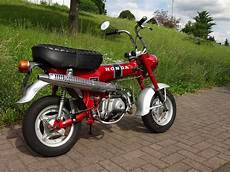 1973 Honda Dax St 50 G Sold Luck In Your New