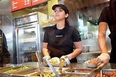 Kitchen Manager Wages by Secrets From A Chipotle Employee The Fascinating Things