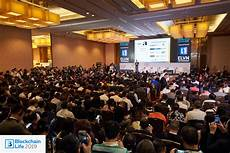 3000 attendees gathered at blockchain life in singapore 187 nulltx