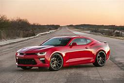 Chevrolet Camaro SS HPE750 Supercharged Engine Upgrade