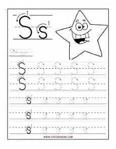 letter s worksheet for kindergarten 23528 printable letter s tracing worksheets for preschool printable coloring pages for