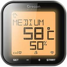 Oregon Scientific Bluetooth Grillthermometer Test