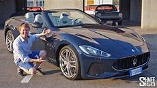 where is maserati made i once nearly bought a maserati grancabrio review