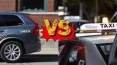 Uber Vs Taxi Who Wins And Why Carsguide