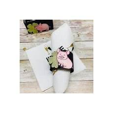 basteln für silvester glitzer geschenkverpackung als silvester deko