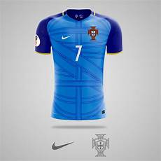 portugal away kit concept 2018 fifa world cup on behance