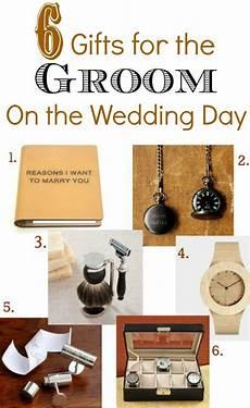 Groom Wedding Day Gift