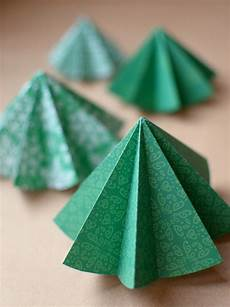 folded paper tree ornaments what can we do