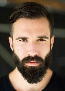 Small Hair And Beard Style