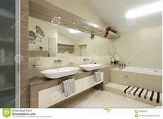 interno bagno interno moderno bagno fotografia stock immagine di