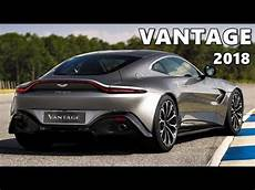 New Aston Martin Vantage 2018 Official