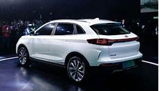 weltmeister auto china weltmeister ex5 electric suv range 600km 34 000 45 000
