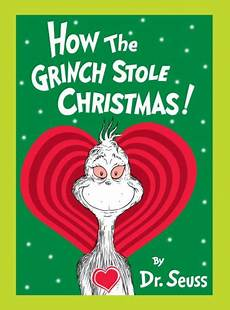 Grinch Malvorlagen Novel How The Grinch Stole Grow Your Edition By