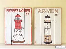 lighthouse wall decor wooden picture nautical the