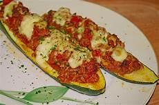 Rezept Gefüllte Zucchini - gef 252 llte zucchini rezept mit bild angel8854