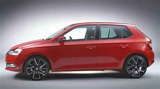2018 Skoda Fabia New Design Highlights Inside And Out