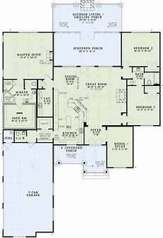 house plans with safe room house plan 82333 safe room