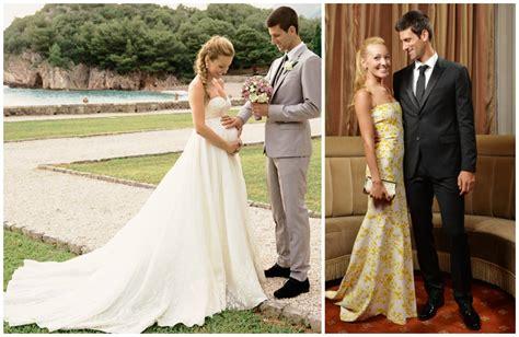 Steffi Graf Wedding Pictures