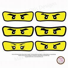 ninjago malvorlagen augen name ninjago balloon stickers max otis designs