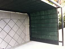 come coprire un terrazzo idee per coprire ringhiera balcone