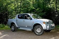 Mitsubishi L200 Review 2006 2015 Parkers