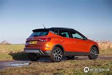 Seat Arona Fr Sport Baby Suv With Cred Rms Motoring