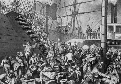 Migration 1900