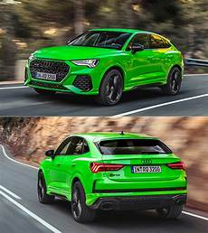 audi q3 coupe 2020 2020 audi rs q3 sportback unveiled offers coupe like